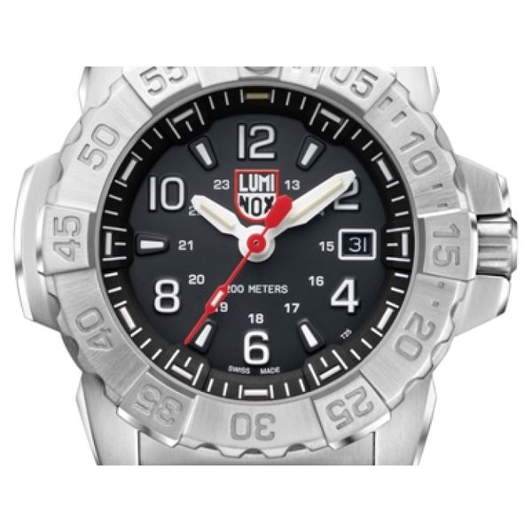 Luminox Navy SEAL Steel Polly's Fine Jewelry N. Charleston, SC