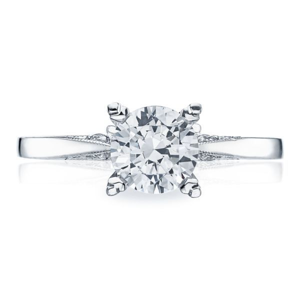Tacori Round Diamond Ring Mounting Polly's Fine Jewelry N. Charleston, SC