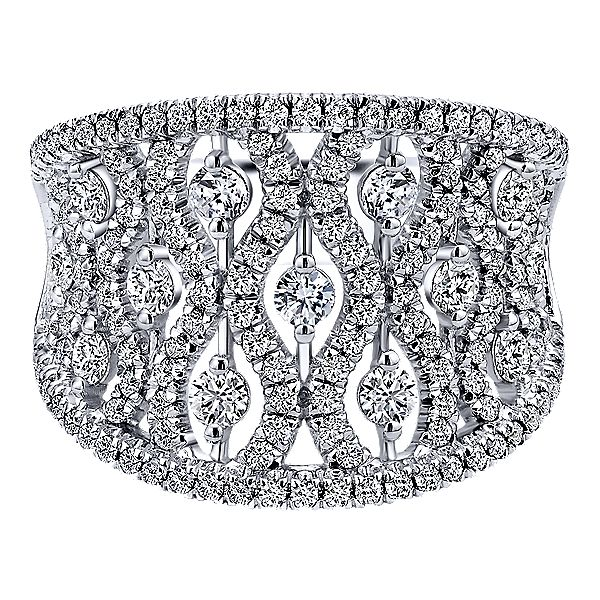 Ladies Diamond Fashion Ring Polly's Fine Jewelry N. Charleston, SC