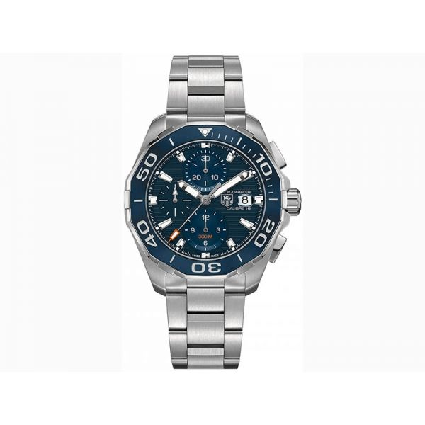 TAG Heuer Men's Aquaracer Polly's Fine Jewelry N. Charleston, SC