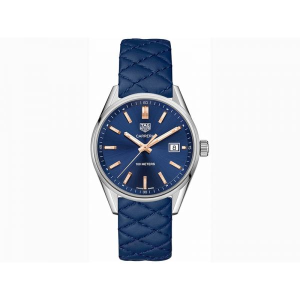 TAG Heuer Ladies Leather Strap Polly's Fine Jewelry N. Charleston, SC