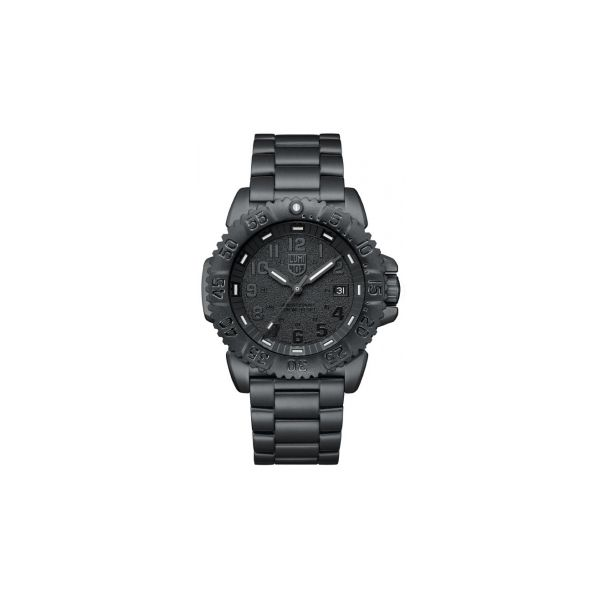 Luminox Navy Seal Steel Colormark Blackout Polly's Fine Jewelry N. Charleston, SC