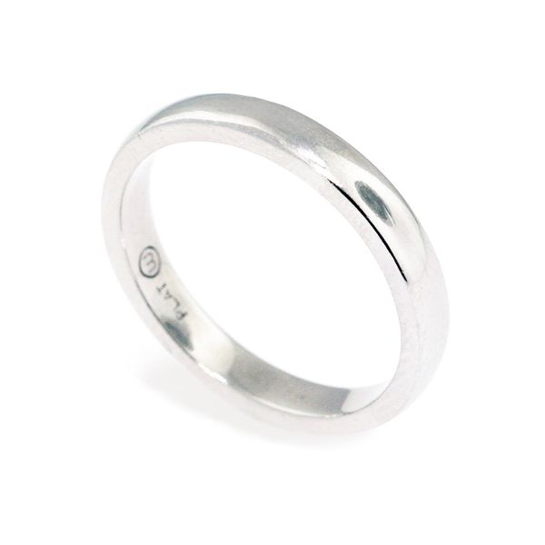 2.7 mm Platinum Classic Wedding Band - image 2
