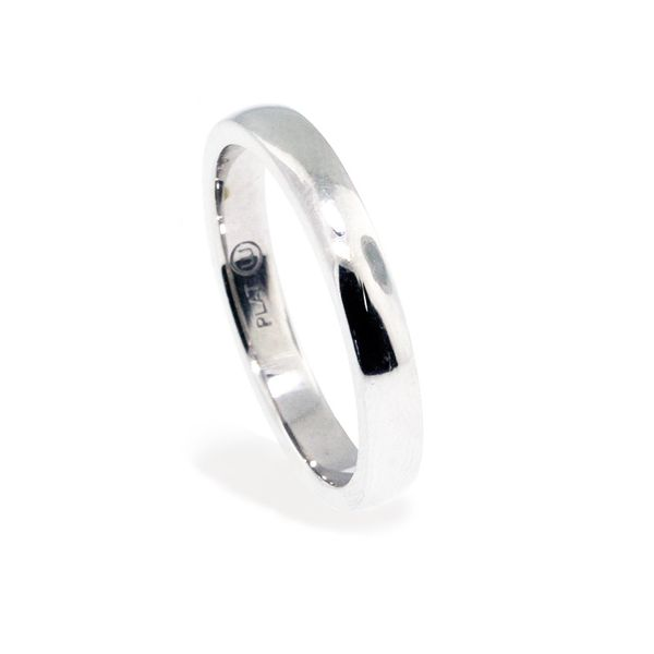 2.7 mm Platinum Classic Wedding Band
