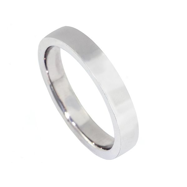 4.0 mm Platinum Classic Wedding Band