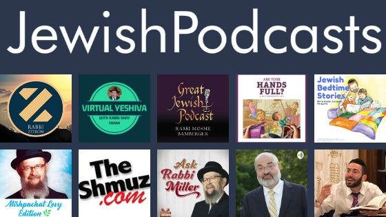 We've Turned These Jewish Lecturers into Podcasters