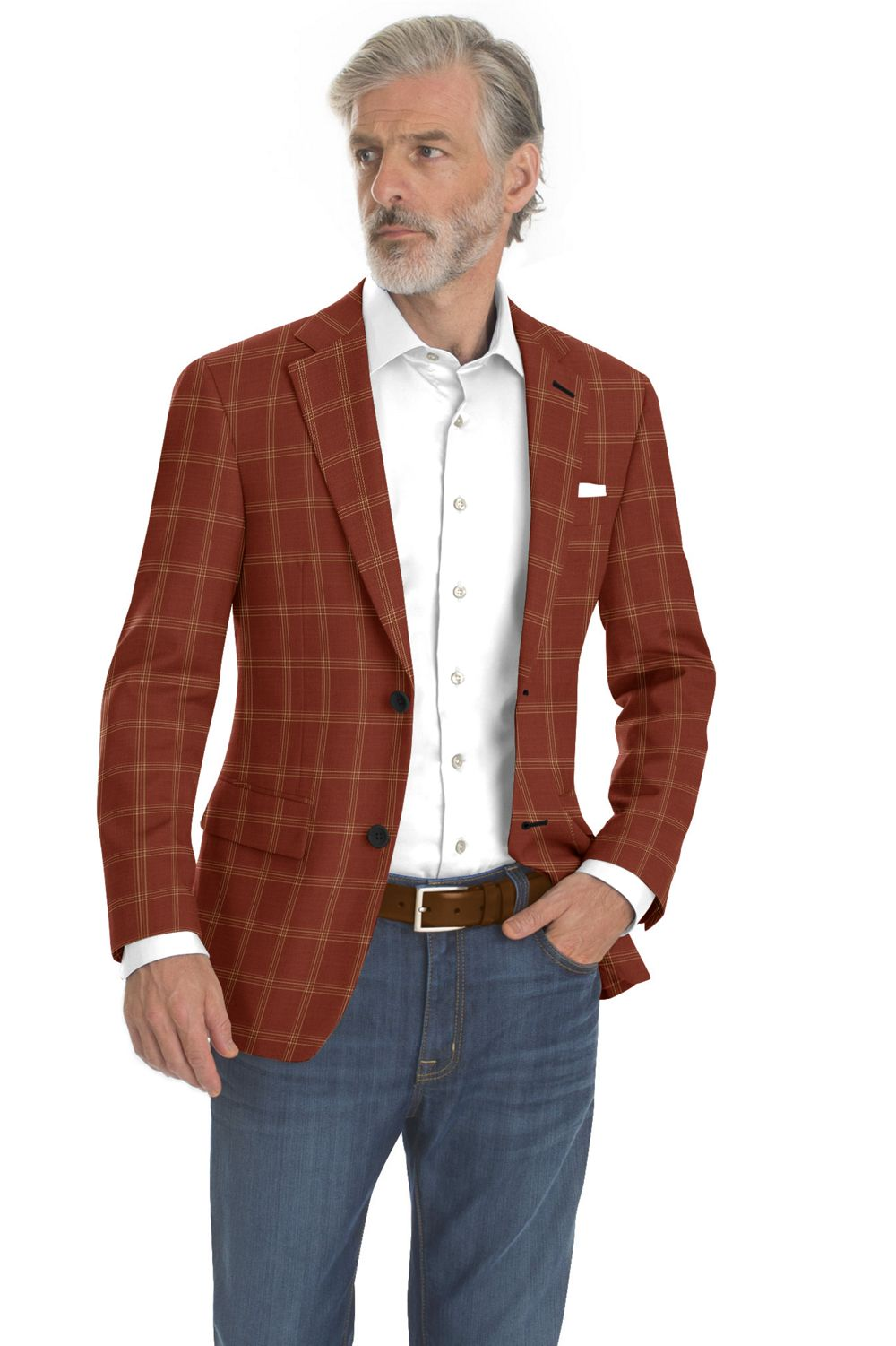 Red Camel Windowpane