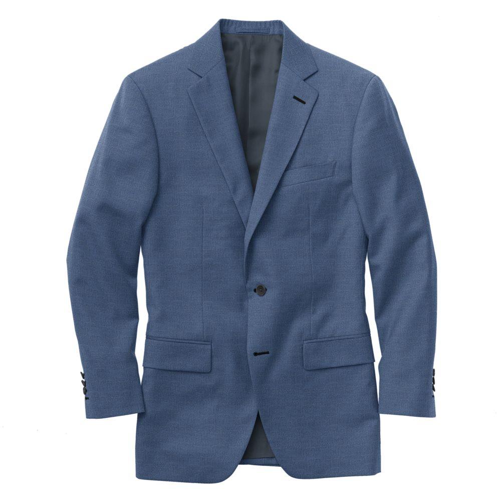 Blue Grey Solid
