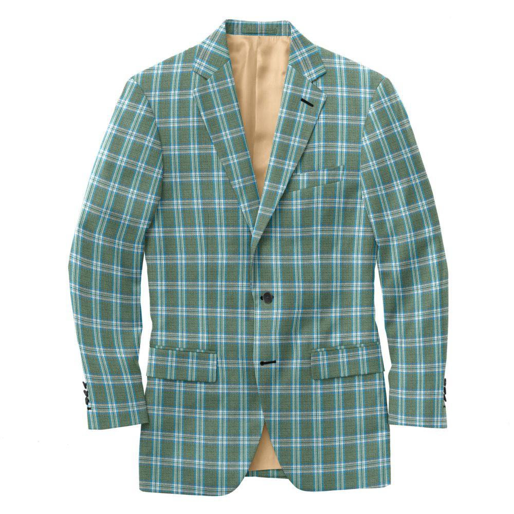 Green Blue Check