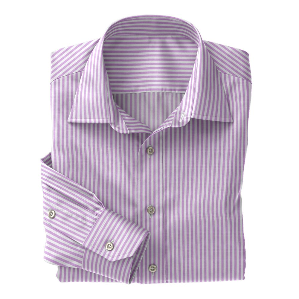 Lavender Club Stripe 100s