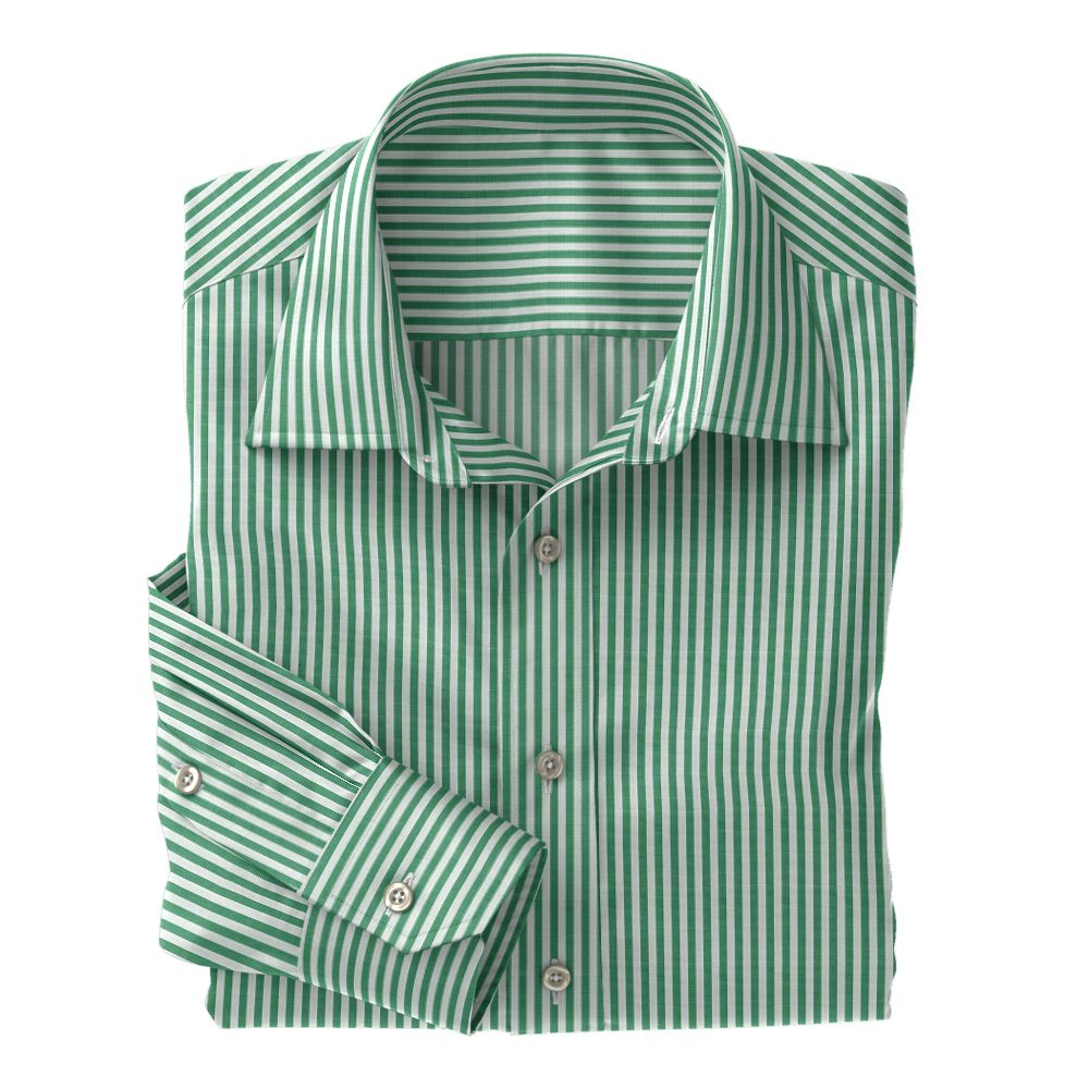 Green Club Stripe 100s