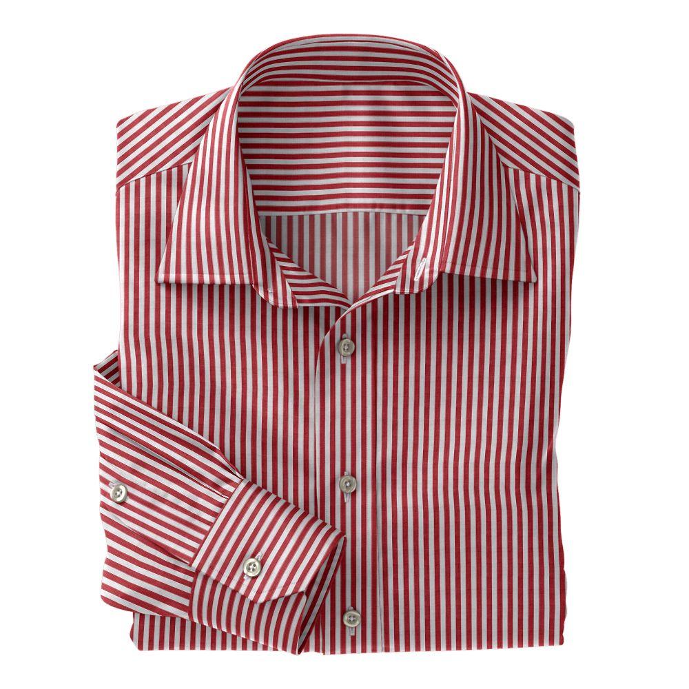 Red Club Stripe 100s