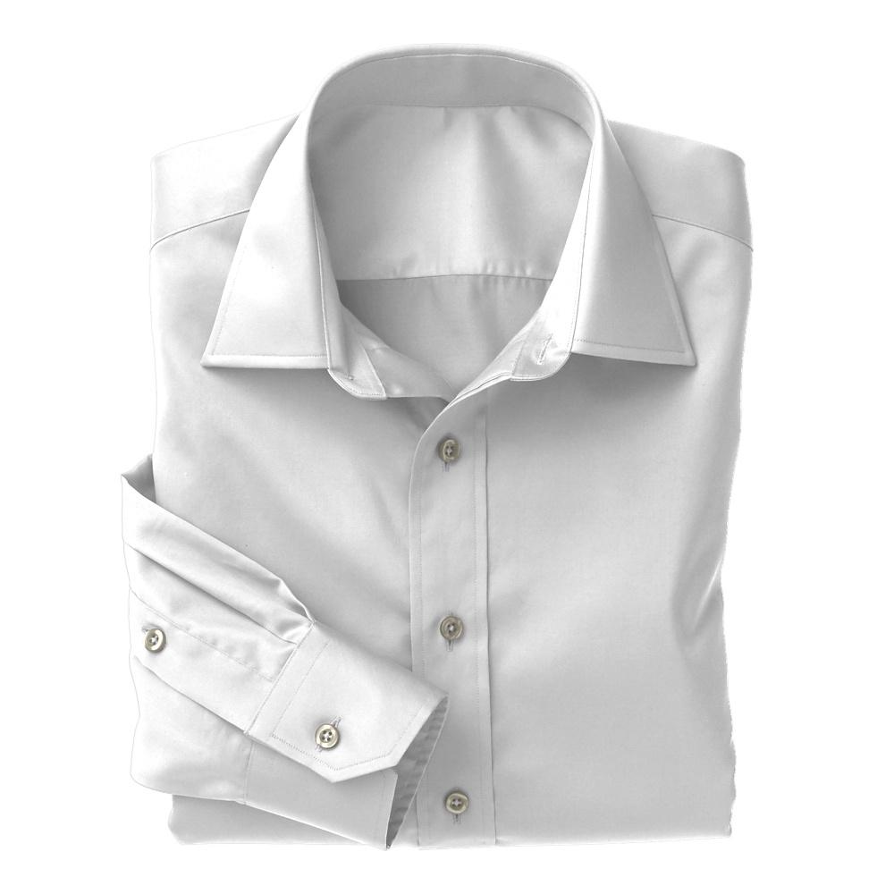White Fine Weave Solid