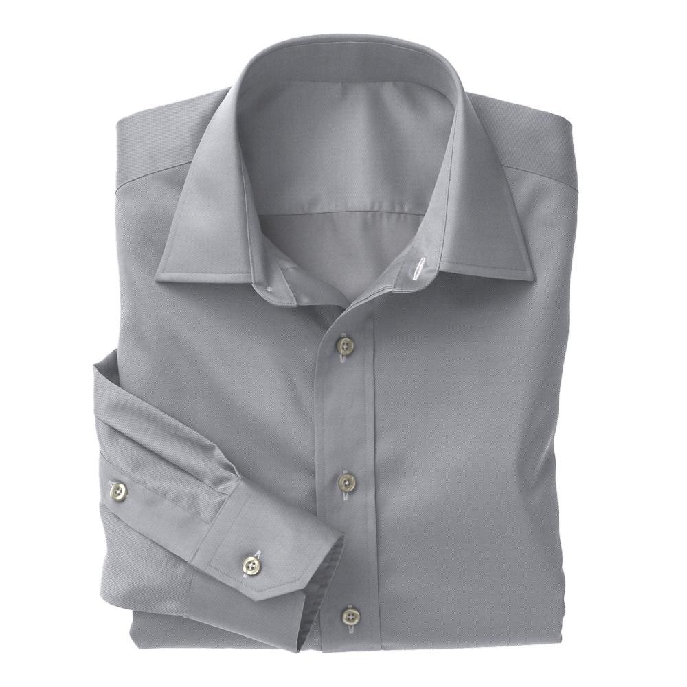 Grey Twill Solid
