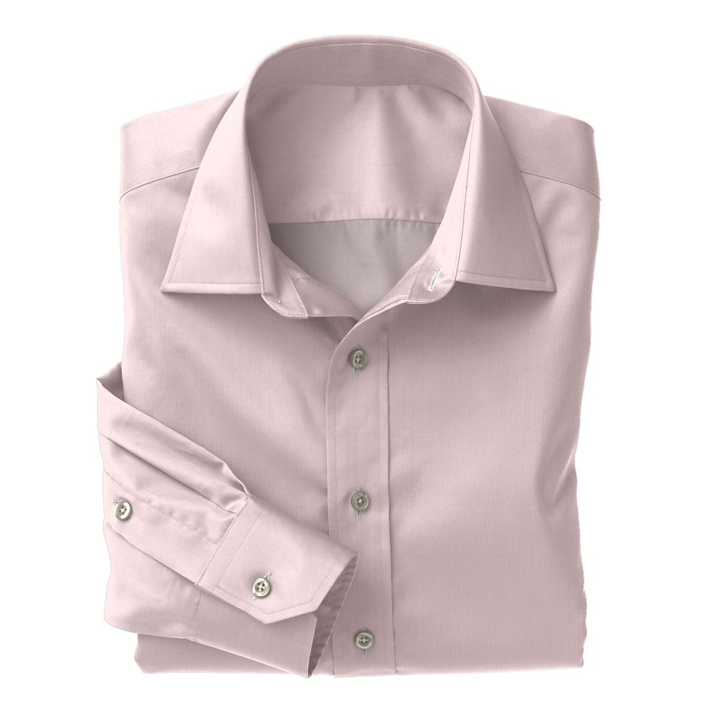 Pink Classic Oxford