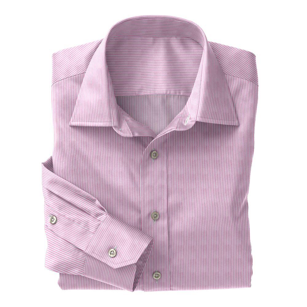 Pink Classi Bengal Stripe 100s