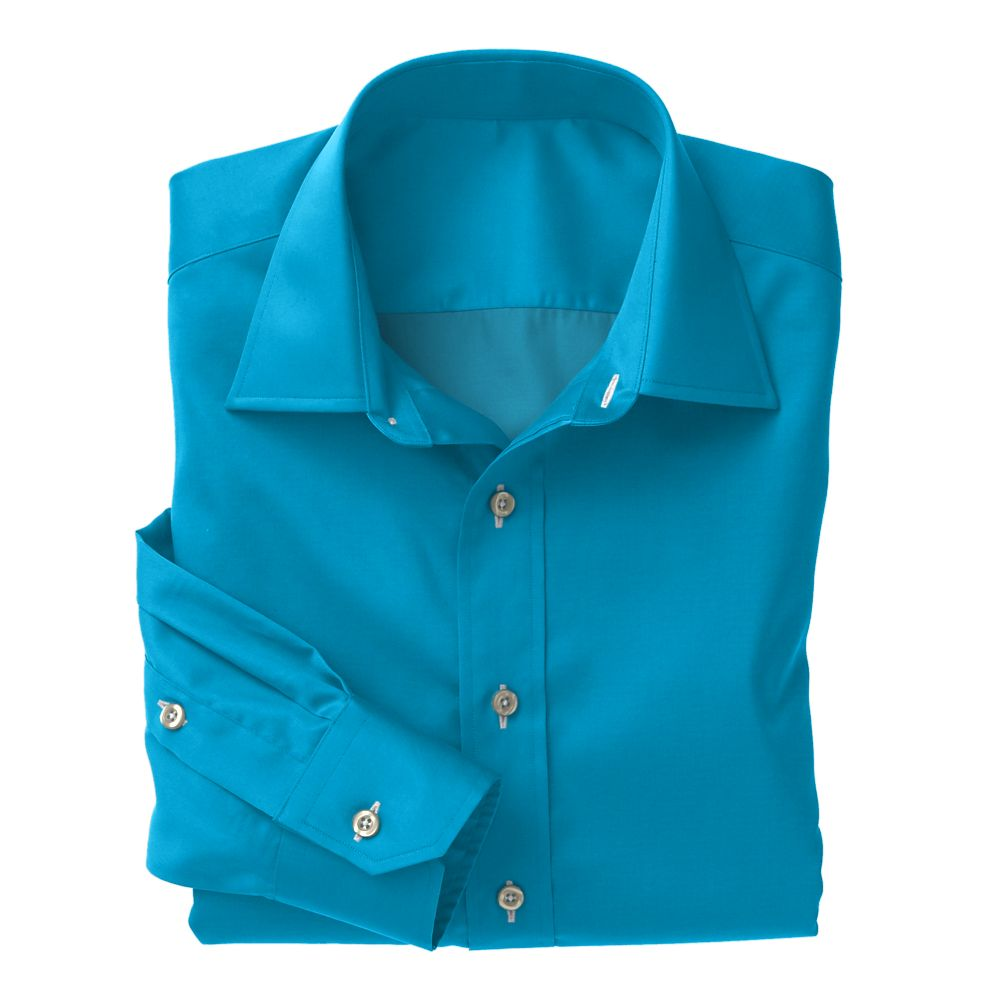 Turquoise Blue Broadcloth