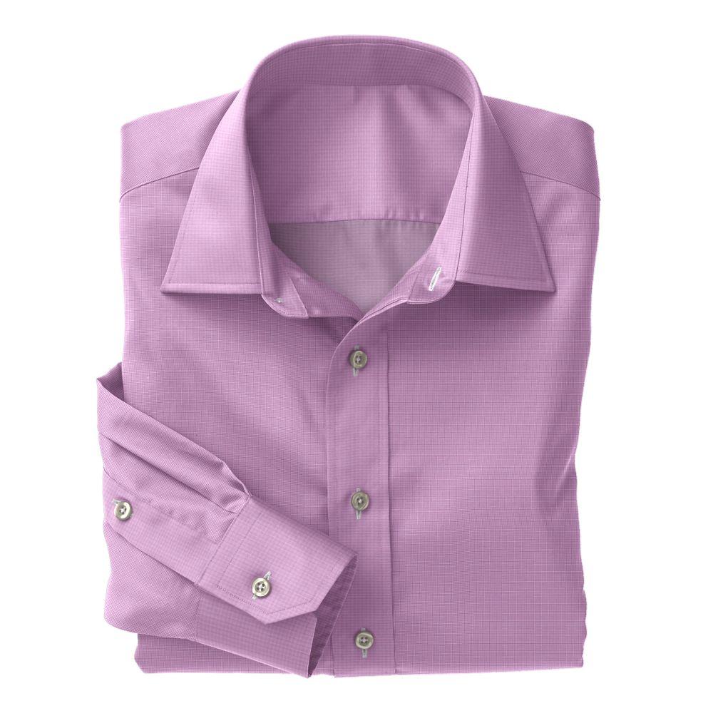 Lavender Tic Weave Poplin