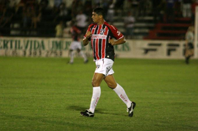 Ex-atacante Mário Jardel foi o que teve mais votos na enquete. Foto: Ferroviário AC/Divulgação