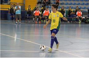 Amandinha é a atual melhor jogadora do mundo. Foto: CBFS/Divulgação