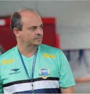 Wilson Saboia é o técnico brasileiro. Foto: CBFS/Divulgação
