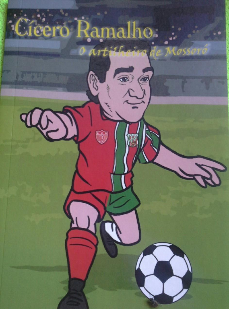 Cícero Ramalho também atuou no futebol espanhol. Foto: Reprodução