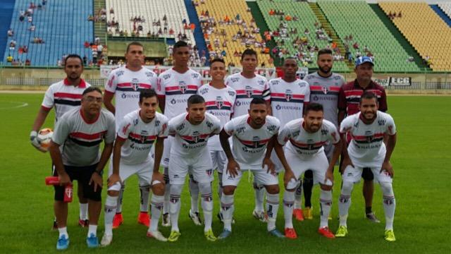 Com o resultado, o Tubarão da Barra permanece com 22 pontos após dez jogos disputados. Foto: Ferrao.com.br