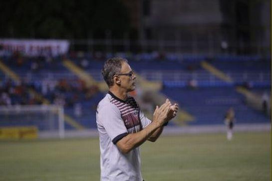 A equipe do técnico Fernando Filho volta a campo na quarta (11). Foto: Camila Almeida/O POVO