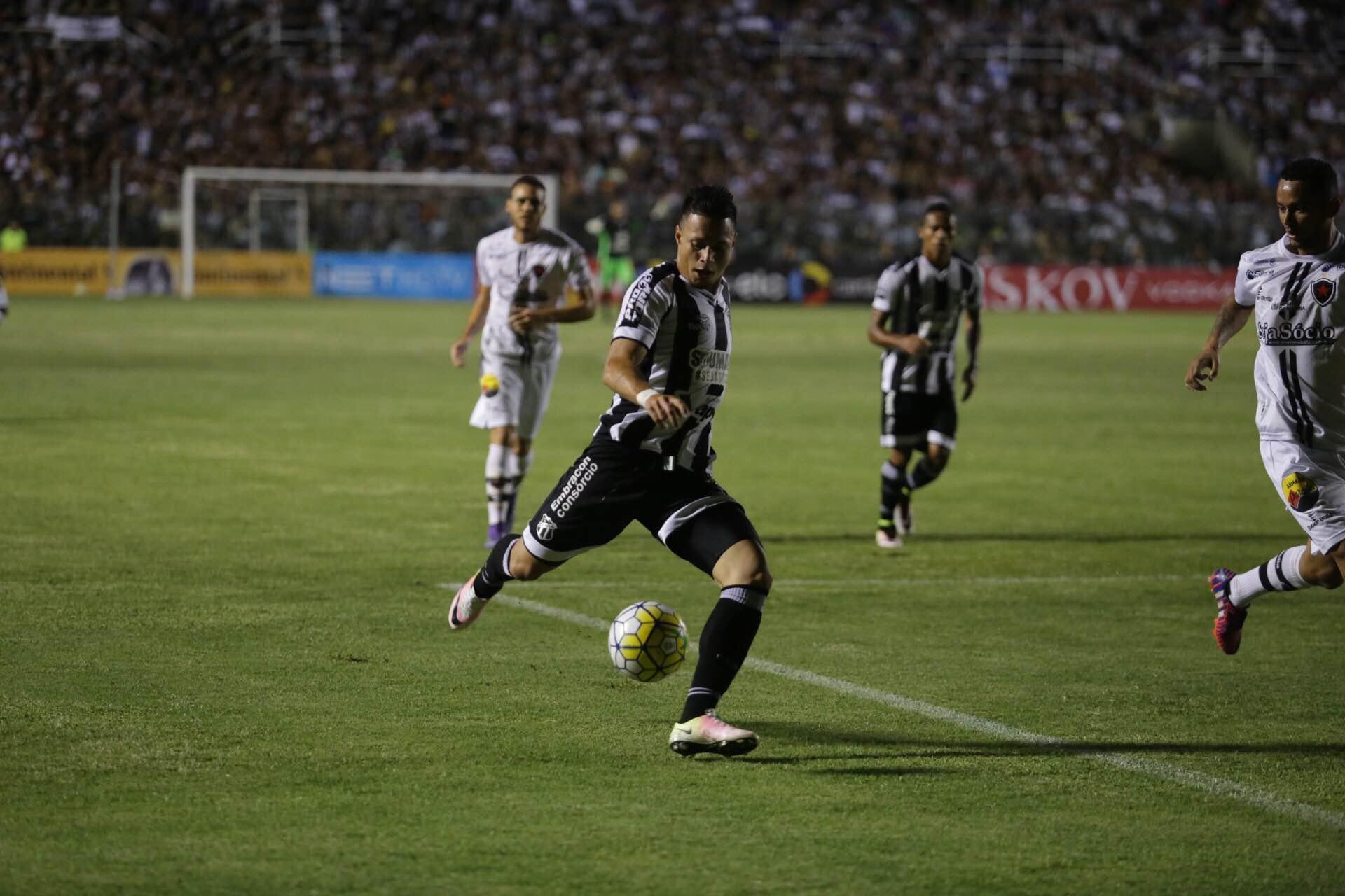 Ceara vs Botafogo (PB)