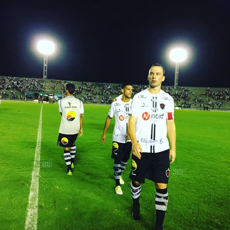 Botafogo PB vs Fortaleza