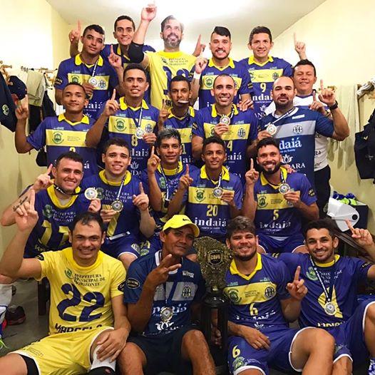 b8aa215445f0e Horizonte conquista a Primeira Divisão da Taça Brasil de Futsal ...