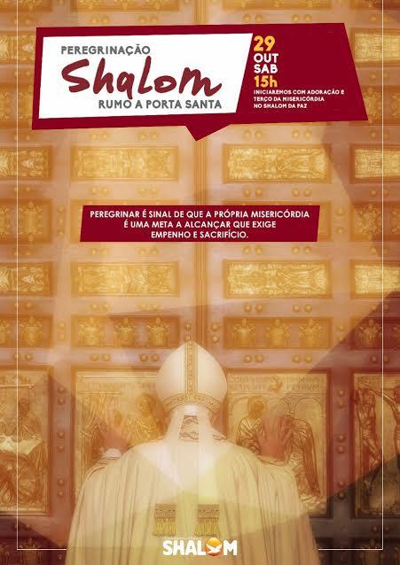 Peregrinação rumo à Porta Santa na Catedral de Fortaleza será realizada a pedido do Santo Padre