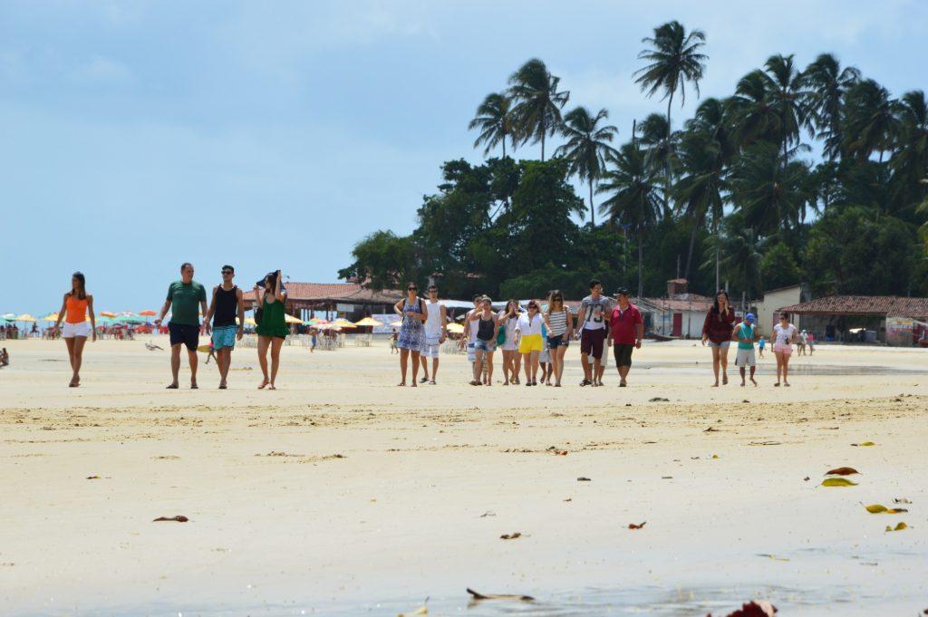 Paracuru tem dunas, lagoas e praia como atrativos naturais. (FOTO: Hotel Vento Brasil)