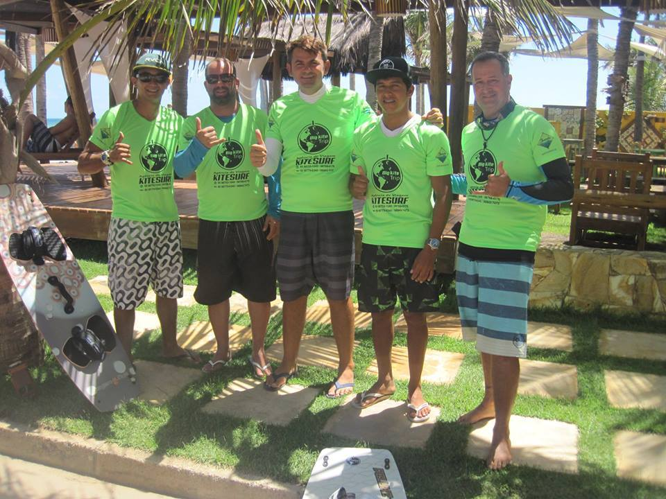 Participantes da primeira edição do Iron Macho. (FOTO: arquivo pessoal)