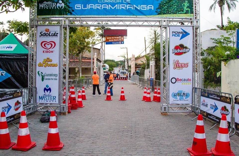 Para a corrida de Guaramiranga, agência dispõe de pacotes com hospedagem e transporte. (FOTO: divulgação)