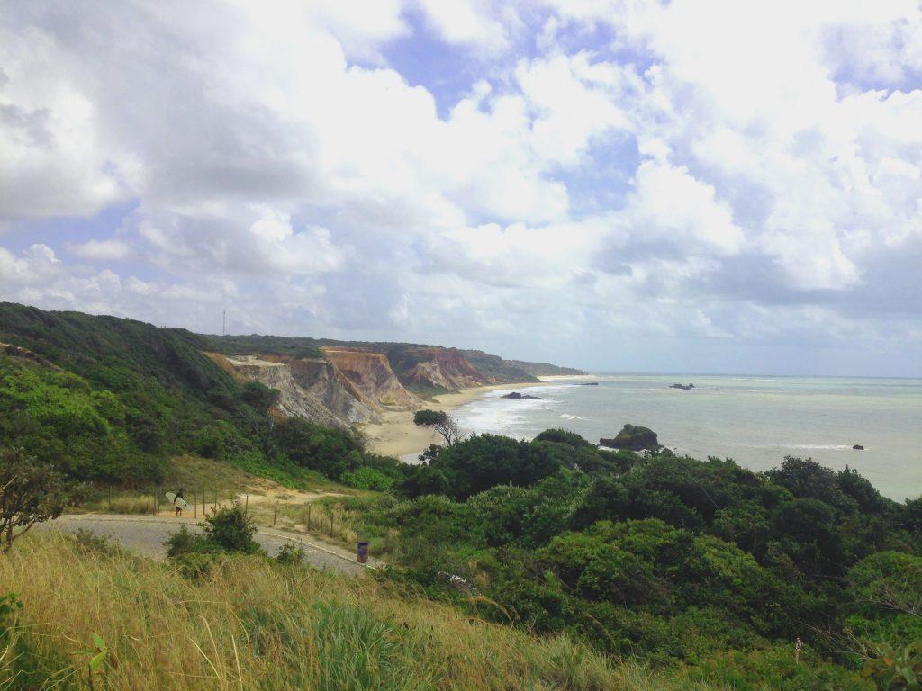 Região é muito procurada por surfistas. (FOTO: arquivo pessoal)