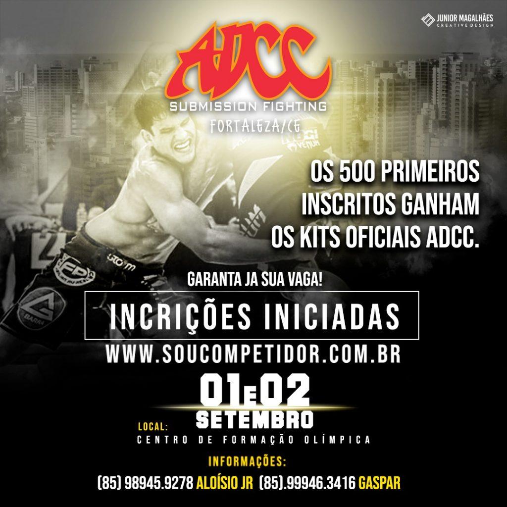 ADCC em Fortaleza