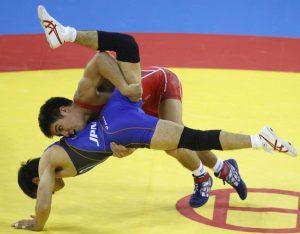 cejudo no wrestling