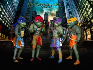 tartaruga ninja cópia