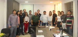 Equipe de colaboradores Grupo Portfolio