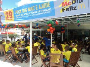 Fundação Ana Lima - McDia Feliz