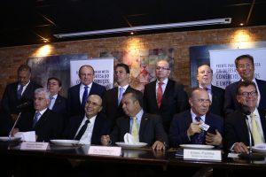 Reunião UNECS com ministros
