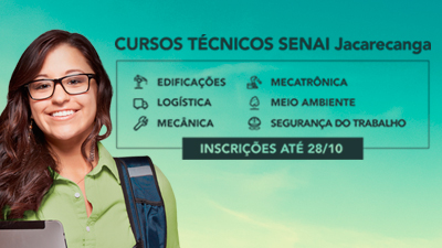 SENAI Jacarecanga está com inscrições abertas para seleção em cursos  técnicos 7cf9f2cbf8f