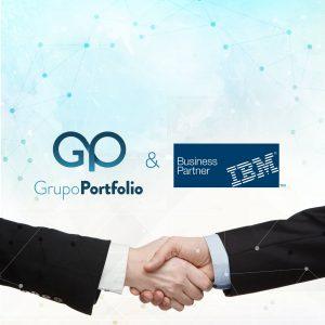 Parceria Grupo Portfolio e IBM