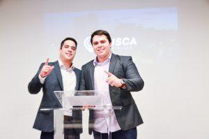 Tarcísio Holanda e Mateus Souza
