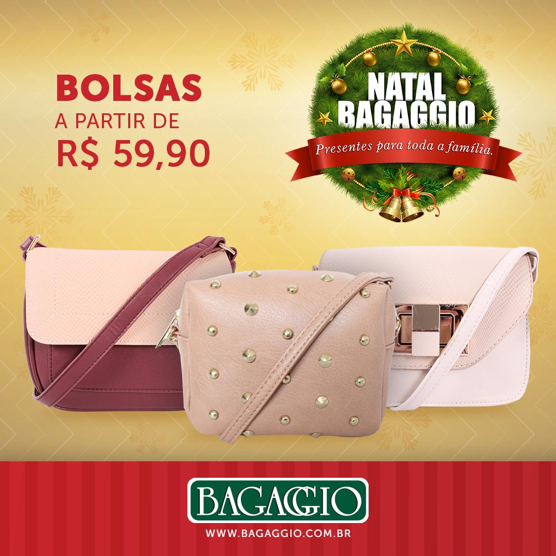800e83f16 Bagaggio oferece opções de presente para toda a família - Investe CE
