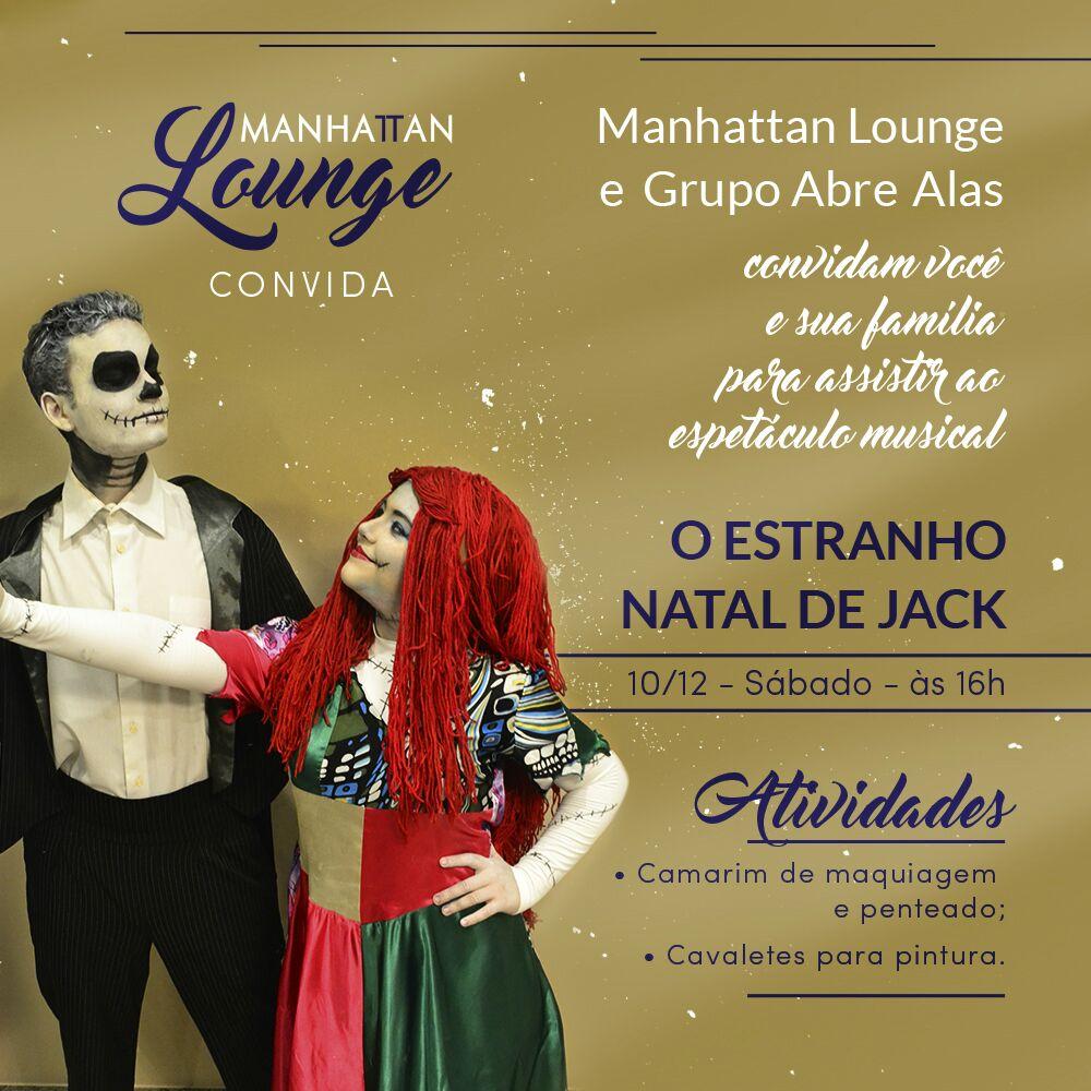 750865981 Espetáculo infantil na programação de sábado (10) do Lounge Manhattan do  RioMar Fortaleza