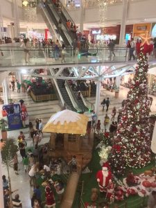 Shopping - Movimento - Natal