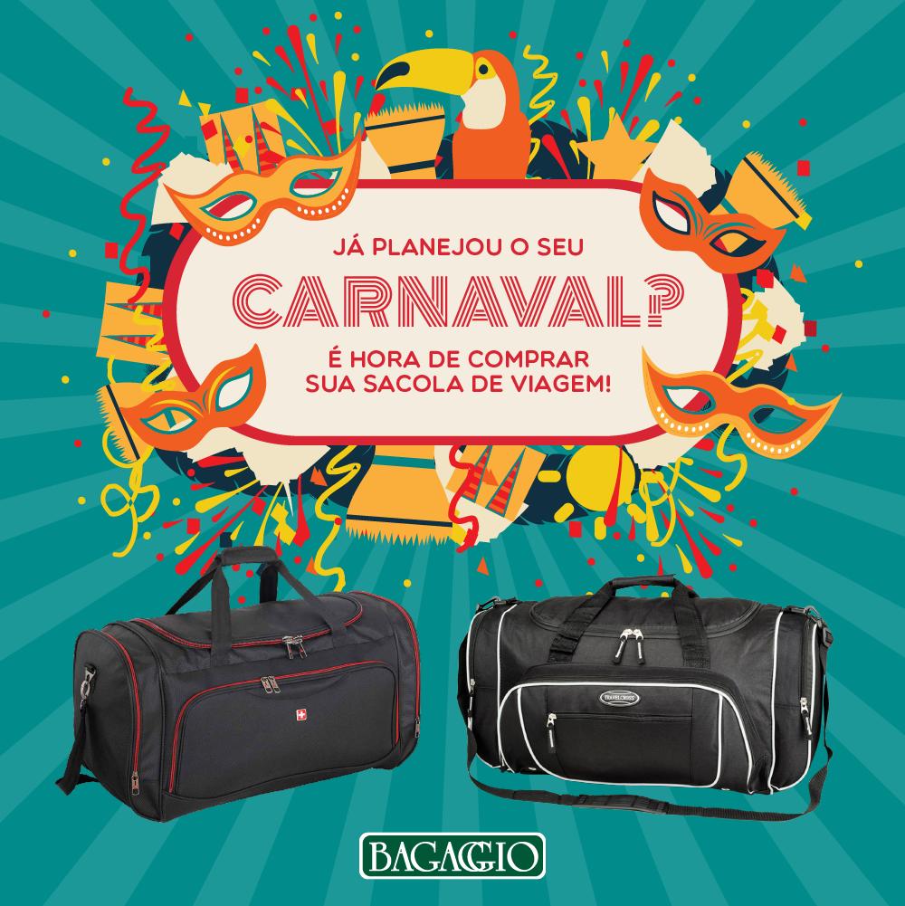 d25031ca169 Carnaval  dicas da Bagaggio para viajar com estilo