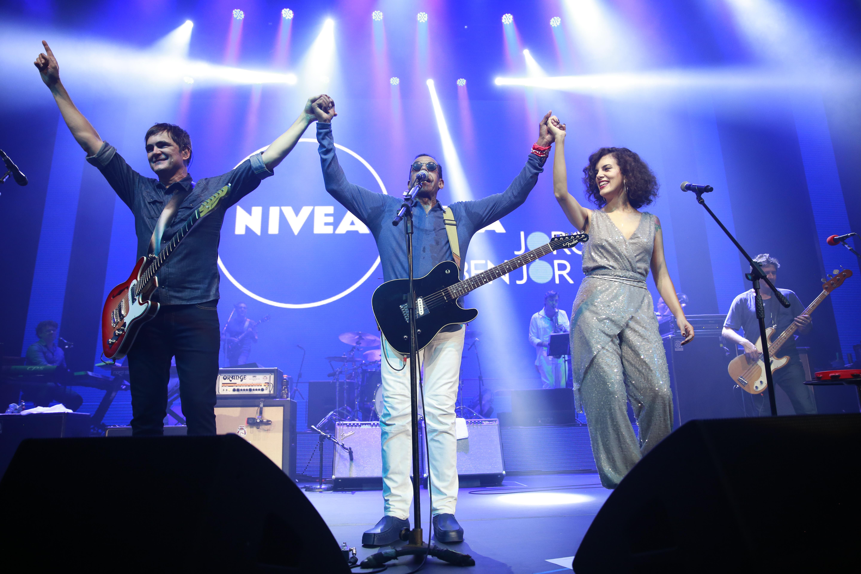Telões do Nivea Viva Fortaleza ganham projeções de filmes clássicos durante  o show 577218ccbfea5
